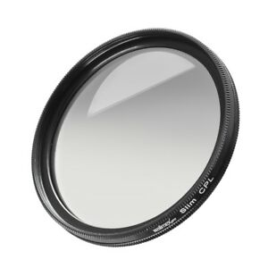 walimex-pro-Slim-Polfilter-Zirkular-67-mm-mehrschichtverguetet-Metallfassung