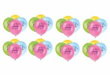 "(32ct) I love Shopkins Birthday 12"" Latex Balloons Party Supplies"