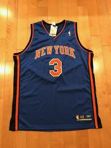 Image is loading NEW-YORK-KNICKS-STEPHON-MARBURY-REEBOK-AUTHENTIC-VINTAGE- a60a55d19