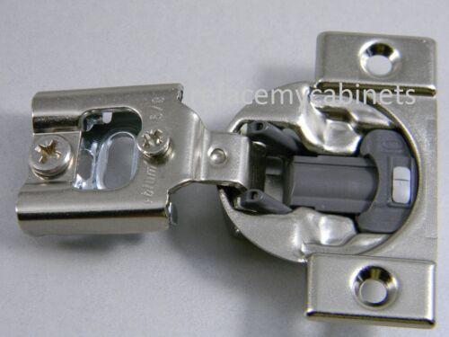 BLUM BLUMOTION 38N CABINET HINGES 5//8 OVERLAY 38N355B.10 50