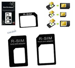 Kit-3in1-Adattatore-Convertitore-Scheda-Micro-Nano-SIM-Card-per-Iphone-Ipad