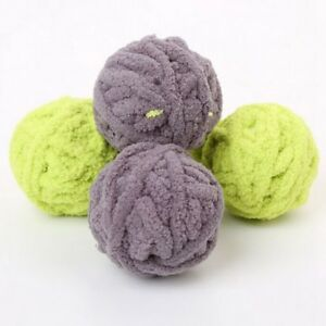 Pet-Cat-Wool-Yarns-Ball-Toys-Kitten-Scratch-Chew-Bbite-Interactive-Exercise-Toy