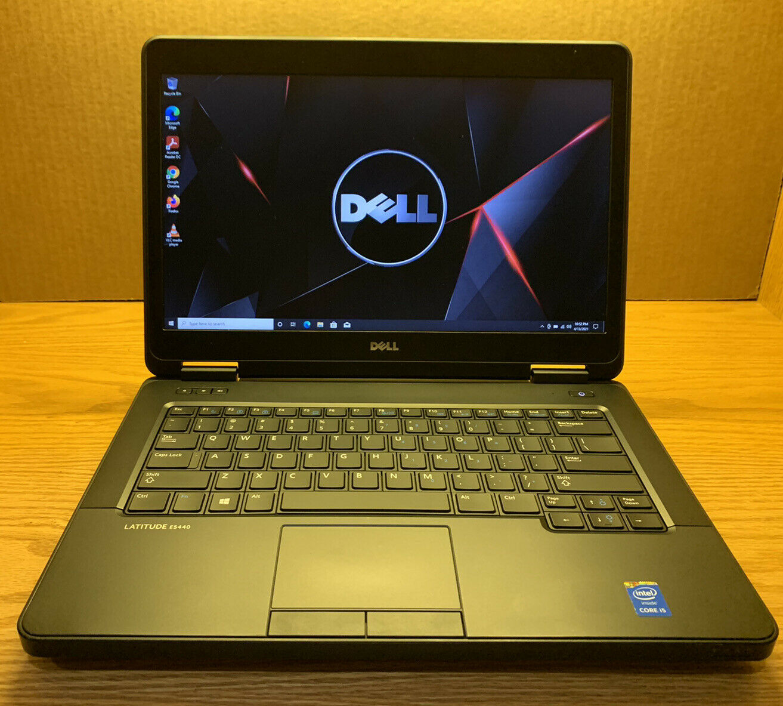 Dell E5440 HD+ Gaming | i5-4300U | 8GB RAM | 256GB SSD | Win 10 Pro | NVIDIA
