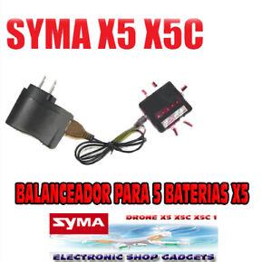 CARGADOR-PARED-BALANCER-PARA-DRONE-SYMA-X5C-Y-X5SC