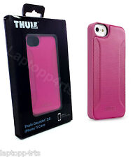 Genuine Thule Gauntlet 2.0 Hard Back Snap-On Case For iPhone 5s Se 5 Purple NEW