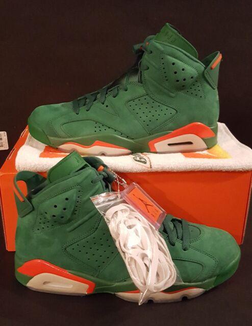 new arrival 43ffb 8ec60 Nike Air Jordan 6 Retro NRG G8rd Mens Hi Top Basketball Trainers Aj5986 335  8.5 UK