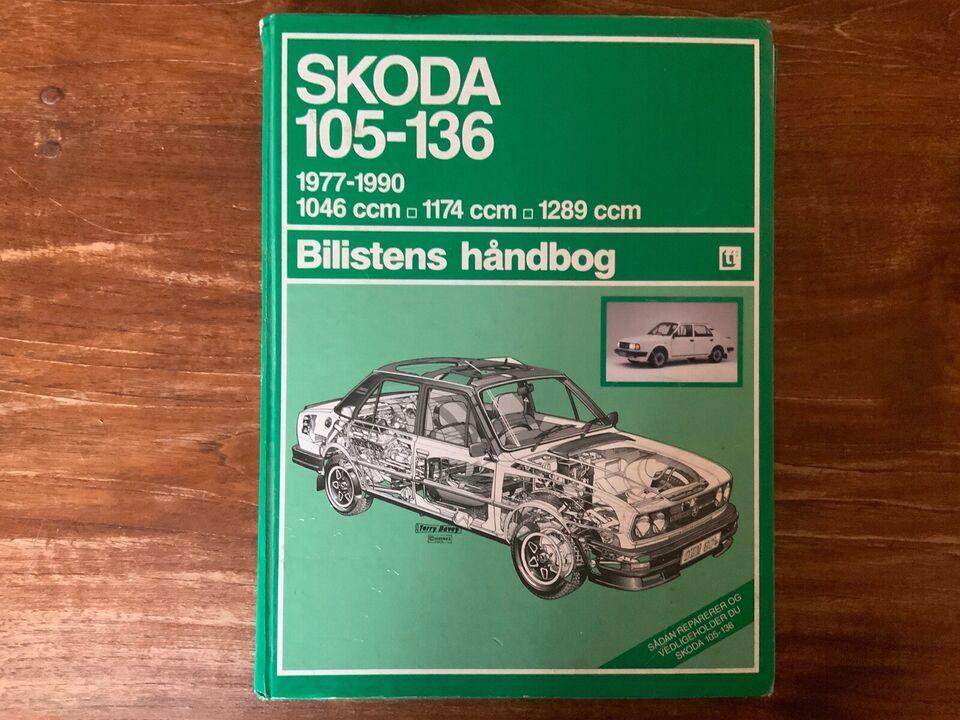 Værkstedshåndbog, Skoda 105 -136