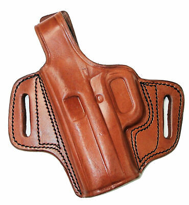 Tagua H/&K USP /& P30SK Compact Belt Holster Brown Leather Left Handed BH1-523