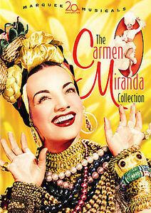 The-Carmen-Miranda-Collection-DVD-2008-5-Disc-Set-new