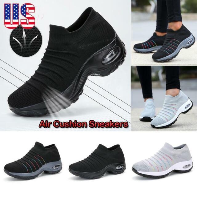 Ladies Black Skechers Shoes UK Size 7