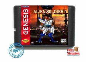 Alien-Soldier-for-16-bit-Sega-MD-Mega-Drive-Game-Console-Genesis