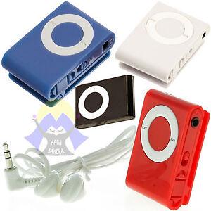 Mini RADIO Portatile FM Tascabile RADIOLINA Auto SCAN con AURICOLARI Lettore DJ