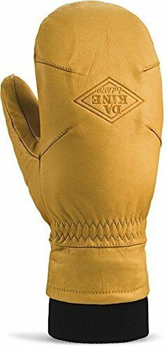 Dakine Leather Work Mitt - Tan - 01400553