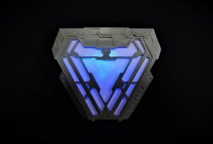 Avengers-EndGame-Iron-Man-MK50-mark-50-Arc-Reactor-Light-3D-Printed
