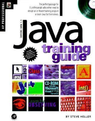 Java Training Guide by Heller, Steve