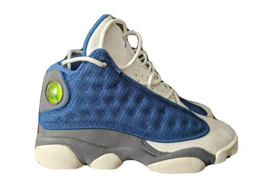 2005 Nike Air Jordan 13 XIII French Blue Flint Gra
