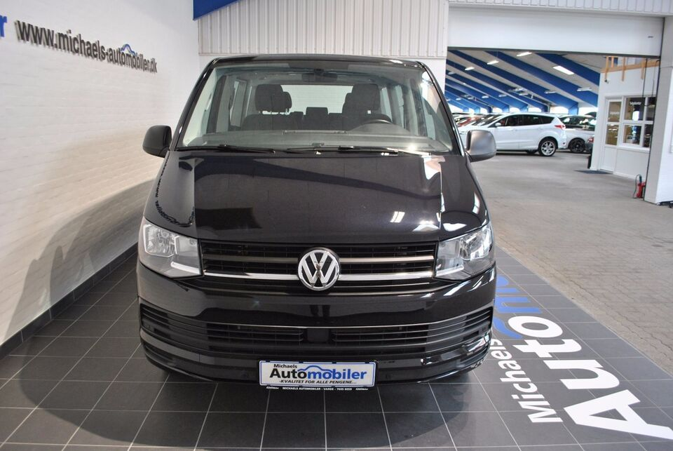 VW Multivan 2,0 TDi 150 Comfortline kort d Diesel modelår