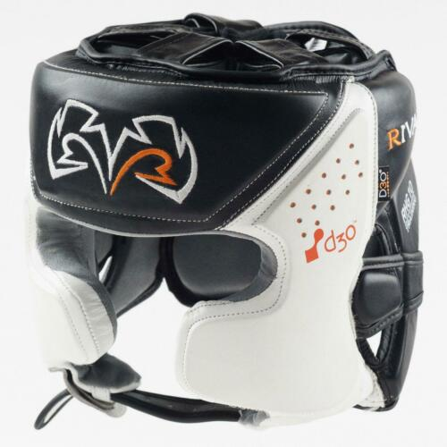 Rival Boxing Headguard  White RHG10-Intelli Shock