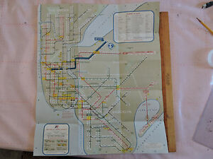 Subway Map Tapestry.Details About Rare 1964 Subway Map World S Fair New York City Nyc Chemical Bank Style 2