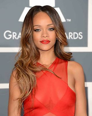 Robyn Rihanna Fenty 8 x 10 8x10 GLOSSY Photo Picture IMAGE #4