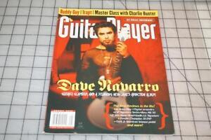 Guitar-Player-Magazine-August-2003-Dave-Navarro