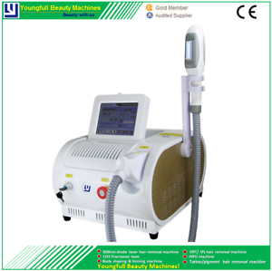Hair Removal Machine Opt Shr Ipl Laser Multifunction Professional
