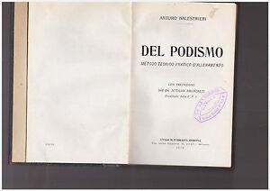 DEL PODISMO-metodo d'allenamento IN UNO -IL BALLO- manuale di balli di etichetta