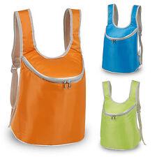 Zipped Foil Lined Cooler Picnic Bag Food Drinks Travel