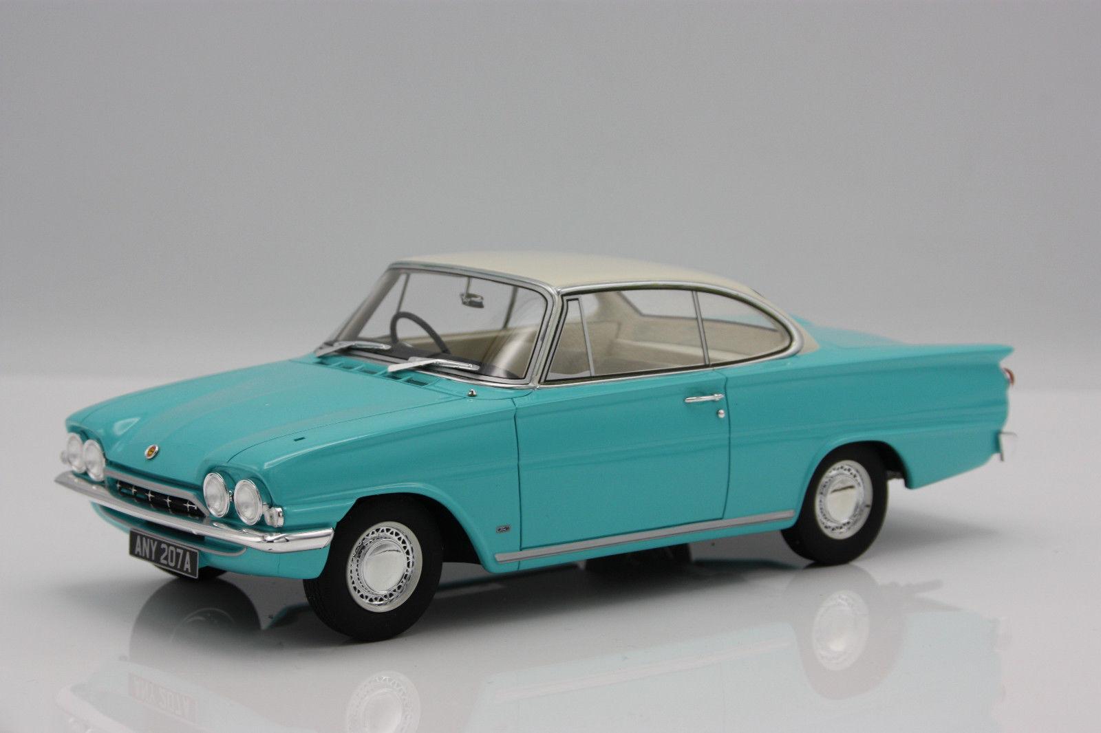 1963 Ford Consul Capri 116E GT RHD  by BoS Models LE of 1000 1 18 Scale New
