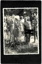 Internationalen FKK-Spiel, Wien 1954, Nude, Akt, Girls, Das Originalfoto, 2