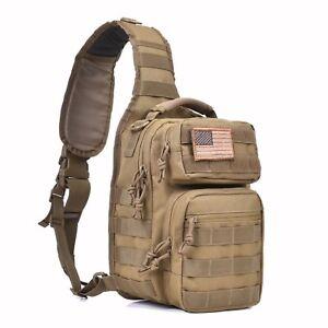 Bag Hombro Rover Sling Mochila De Militar Tactical Pack O57xX