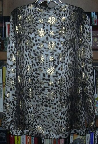 Animal 48 Cavalii Taglia Roberto Nwot Just 12 Tunic Print qntH0wZ6T