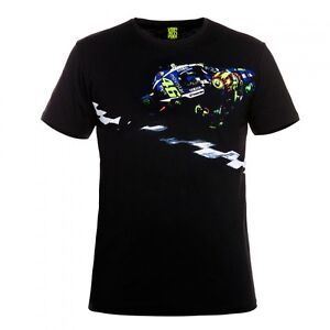 Official-Valentino-Rossi-VR46-Life-Style-Line-Black-T-shirt-VRMTS-219104NF