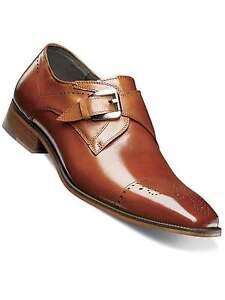 Stacy Adams Men's Kimball Monk Strap Shoe i1PKM0QSk