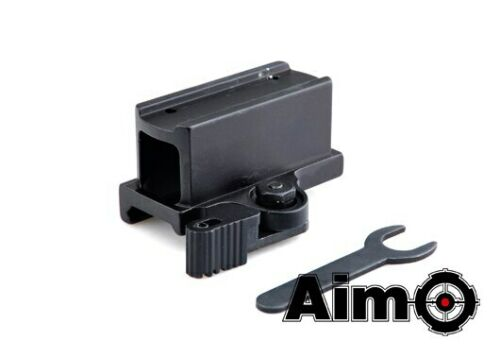 Two color Thoot Thing AO 1709 QD Mount high mount for t-1//t-2 Red Dot sight
