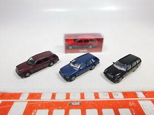 CA418-0-5-4x-Herpa-1-87-H0-PKW-Auto-Mercedes-MB-E-Klasse-021463-etc-NEUW