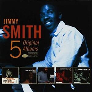 Jimmy-Smith-5-Original-Albums-CD