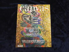 CANVAS ART AND CULTURE FROM THE MIDDLE EAST AND ARAB WORLD /PB * UK POST £3.25 *