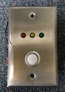 Alarm-Controls-Corp-RP-35-Single-Gang-Satin-SS-Flush-White-N-O-Pushbutton