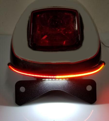02-05 Harley Davidson V-ROD LED Fender Eliminator VRSC//A VROD tag bracket brake