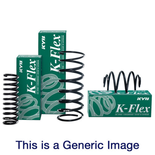 RC2933 1x OE Quality Replacement KYB K-Flex Front Suspension Coil Spring