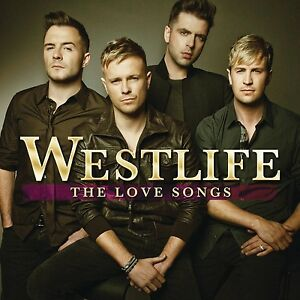 Westlife-Westlife-The-LOVESONGS-CD-NUOVO