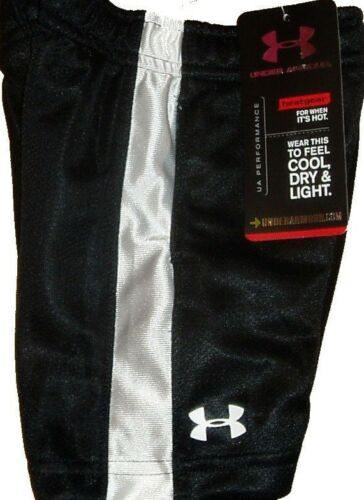 UNDER ARMOUR SHORT PANTS ATHLETIC BOYS SPORTS ACTIVE SUMMER CHILDRENS CLOTHES