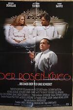 (P153) KINOPLAKAT Der Rosenkrieg (1989) Michael Douglas, Kathleen Turner