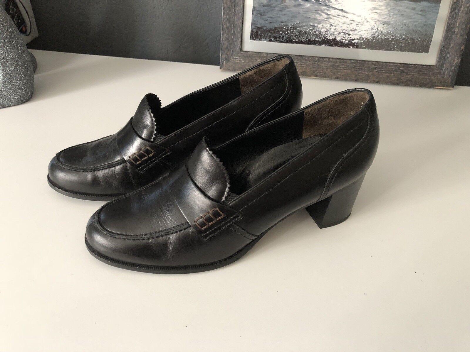 Paul Grün Damen Schuhe Pumps Gr.38.5   5,1 2