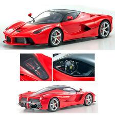 FERRARI LAFERRARI RED 1/12 MODEL CAR BY KYOSHO KSR08662R