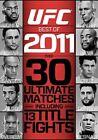UFC Best of 2011 0013132481197 DVD Region 1