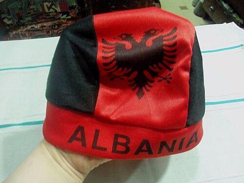 NEW ALBANIAN EAGLE HEADBAND-SPORT BANDAGE-KERCHIEF-HEADSCARF-ALBANIA SOUVENIR-RR