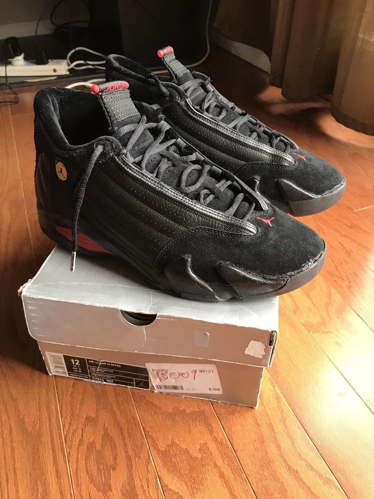 Jordan 14 & Jordan 13 Both Size Size Size 12 202d8a