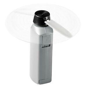 Handventilator-Bueroventilator-Taschenventilator-inkl-2x-AAA-Batterien